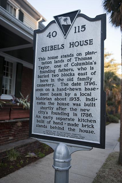 SC-40-115 Seibels House A