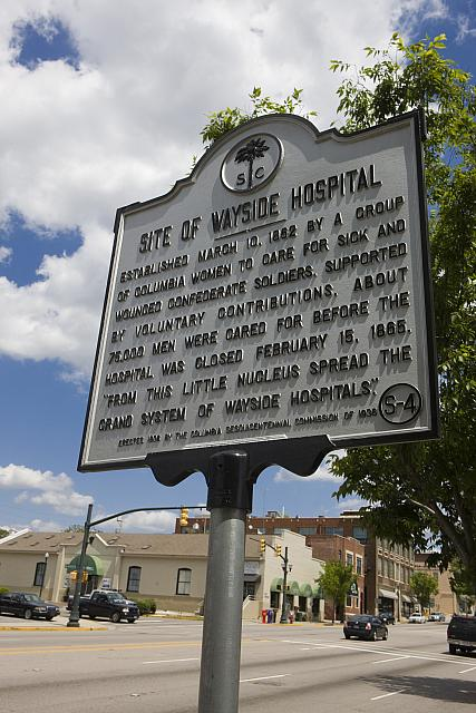 SC-40-35 Site of Wayside Hospital