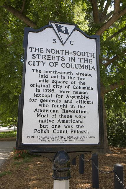 SC-40-59 The North-South Streets in the City of Columbia