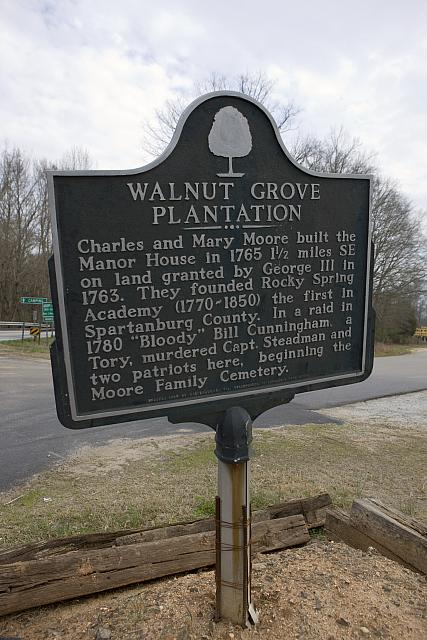SC-SP001 Walnut Grove Plantation