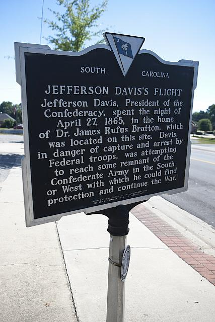 SC-46-11 Jefferson Daviss Flight
