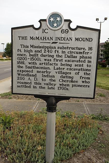 TN-1C-69 The McMahan Indian Mound