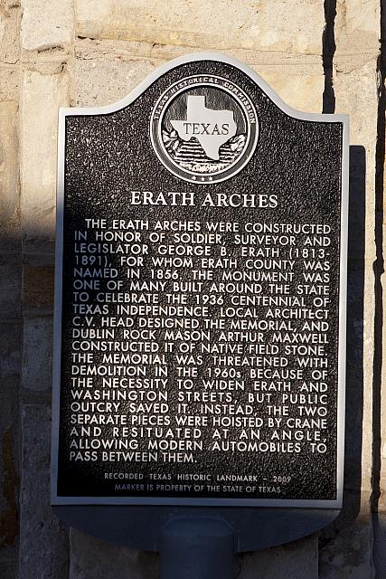 TX-15792 Erath Arches