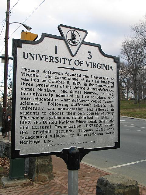 VA-I3 University of Virginia