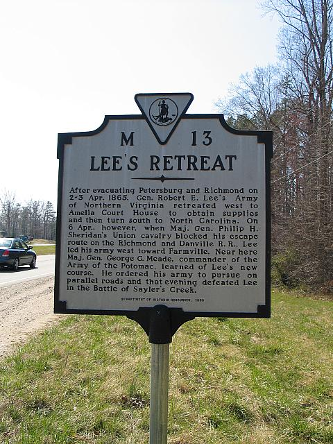 VA-M13 Lees Retreat