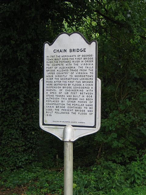 ZZ-ARL106 Chain Bridge