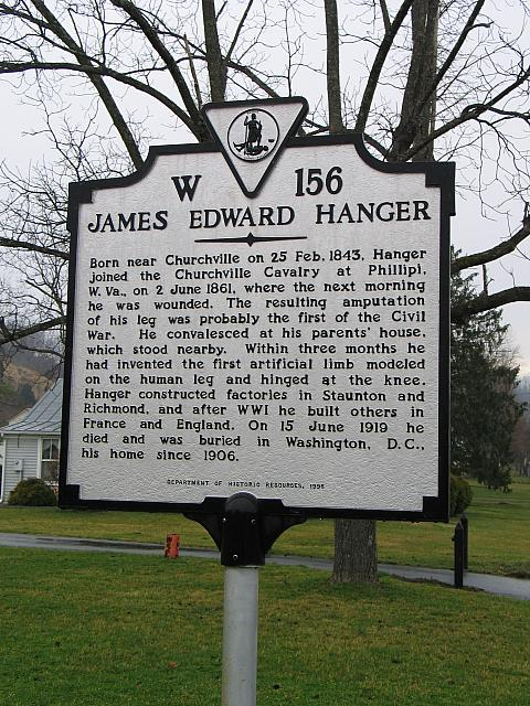VA-W156 James Edward Hanger