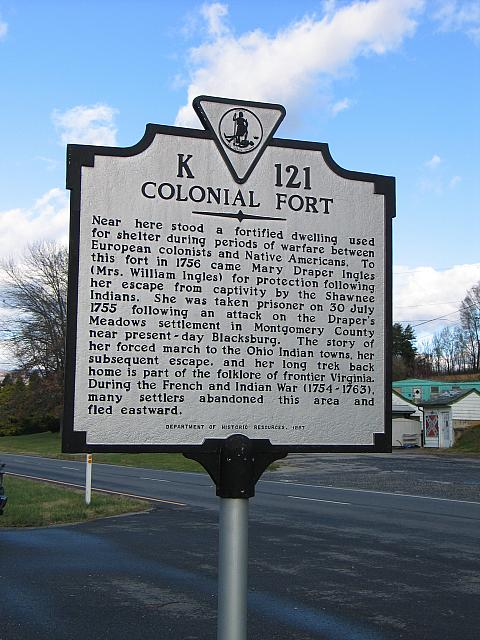 VA-K121 Colonial Fort