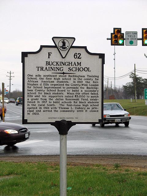 VA-F62 Buckingham Training School