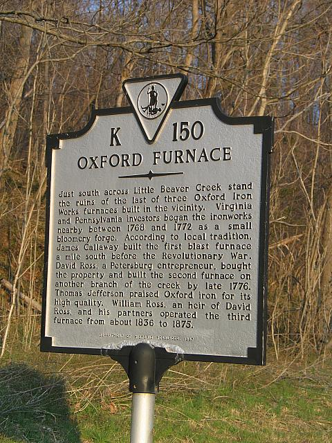 VA-K150 Oxford Furnace