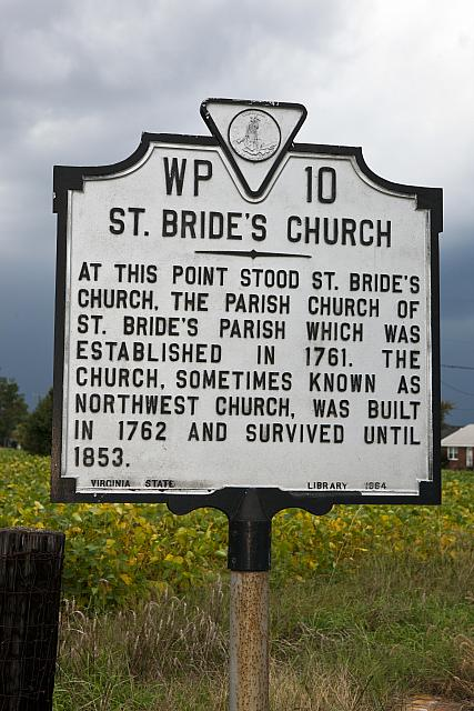 VA-WP10 St. Brides Church