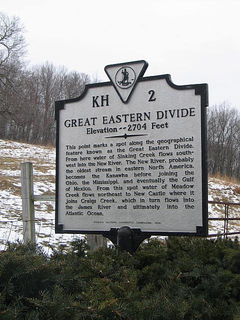 VA-KH2 Great Eastern Divide