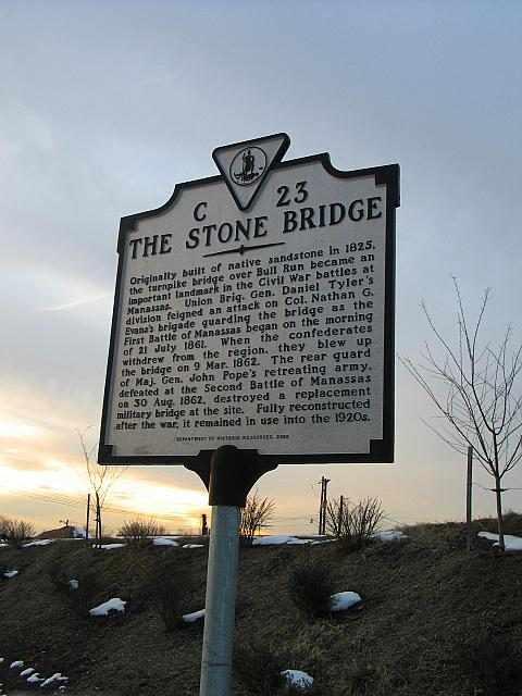 VA-C23 The Stone Bridge