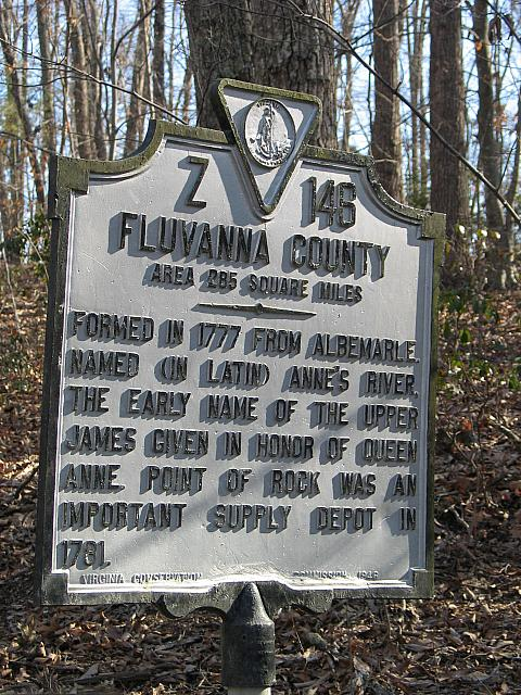 VA-Z146 Fluvanna County