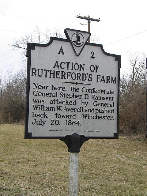 VA-A2 Action of Rutherfords Farm