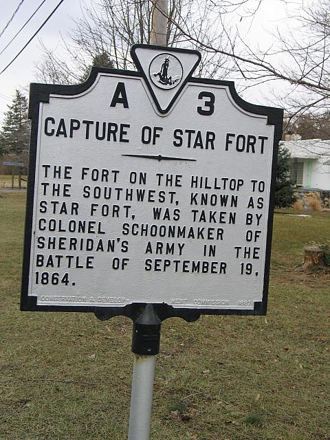 VA-A3 Capture of Star Fort