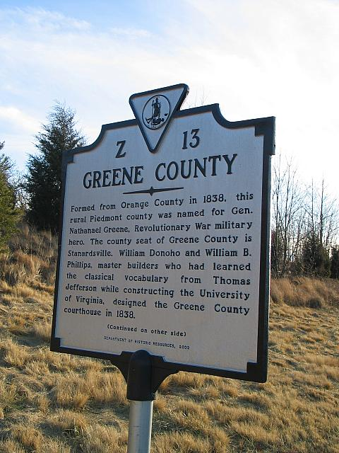VA-Z13 Greene County