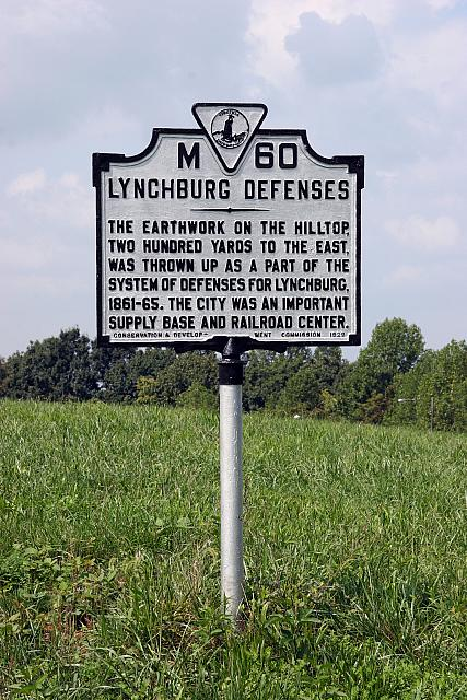 VA-M60 Lynchburg Defenses