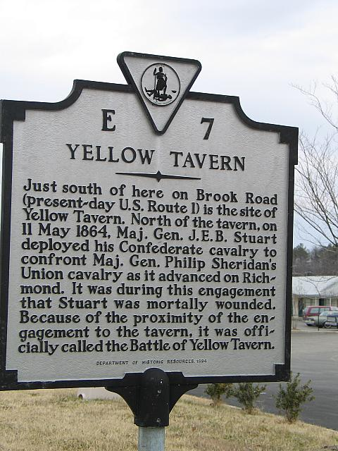 VA-E7 Yellow Tavern