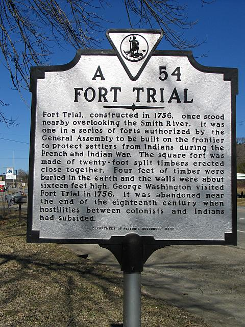 VA-A54 Fort Trial