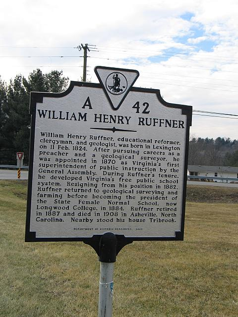 VA-A42 William Henry Ruffner