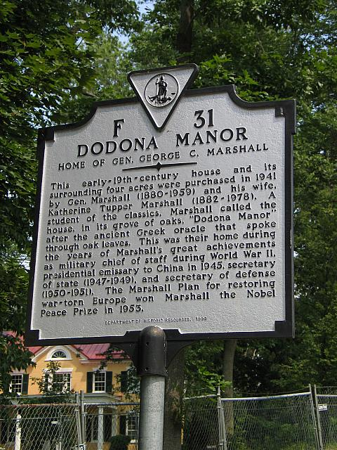 VA-F31 Dodona Manor