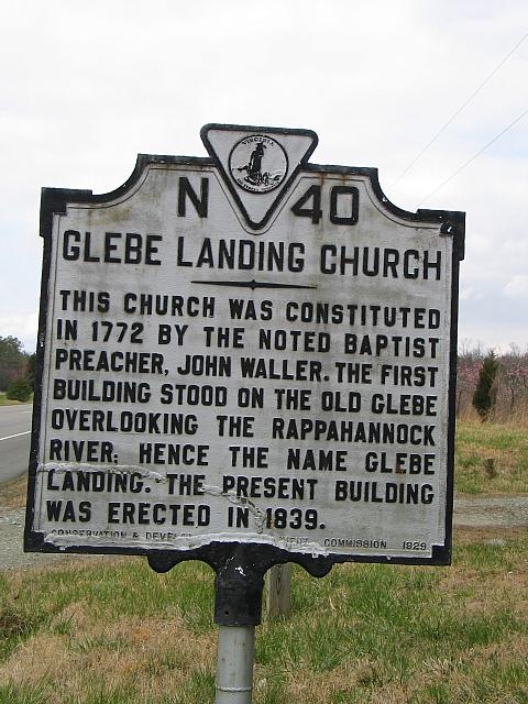 VA-N40 Glebe Landing Church