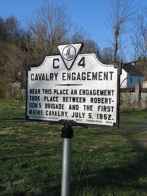 VA-C4 Cavalry Engagement