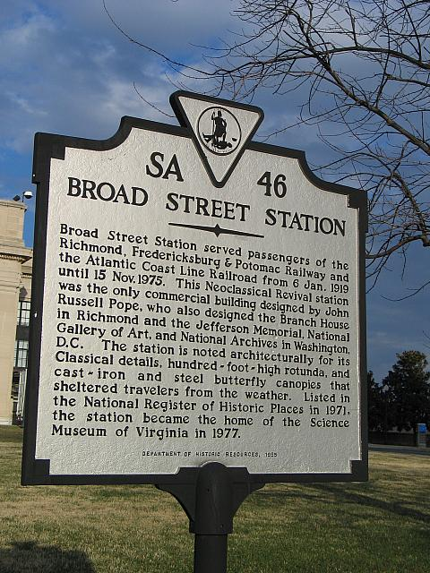 VA-SA46 Broad Street Station
