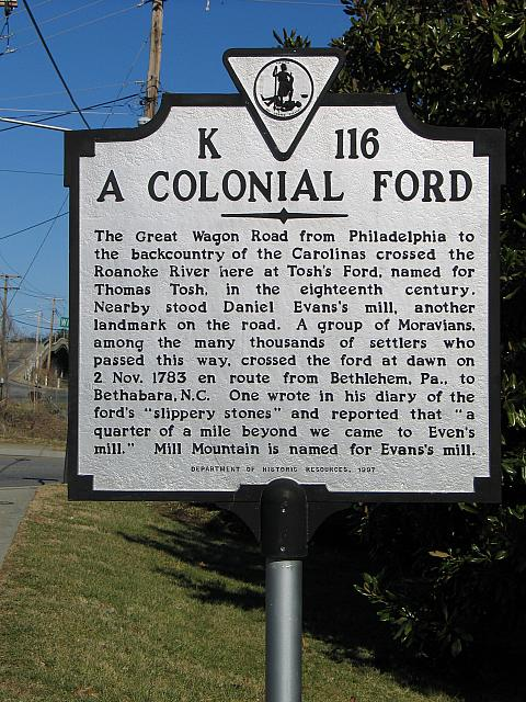 VA-K116 A Colonial Ford