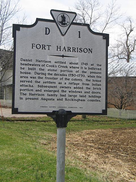 VA-D1 Fort Harrison
