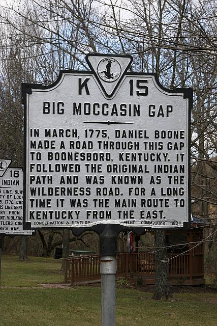 VA-K15 Big Moccasin Gap