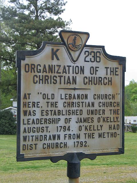 VA-K236 Organization of the Christian Church