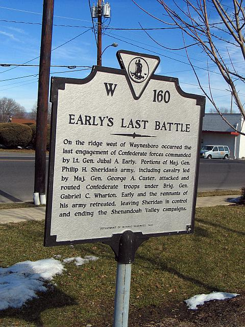 VA-W160 Earlys Last Battle