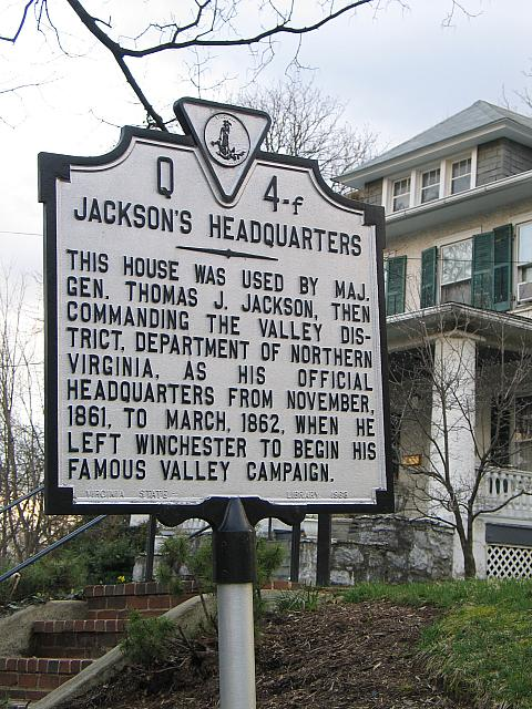 VA-Q4F Jacksons Headquarters
