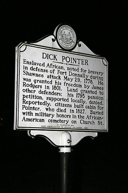 WV-010 Dick Pointer