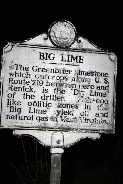 WV-040 Big Lime