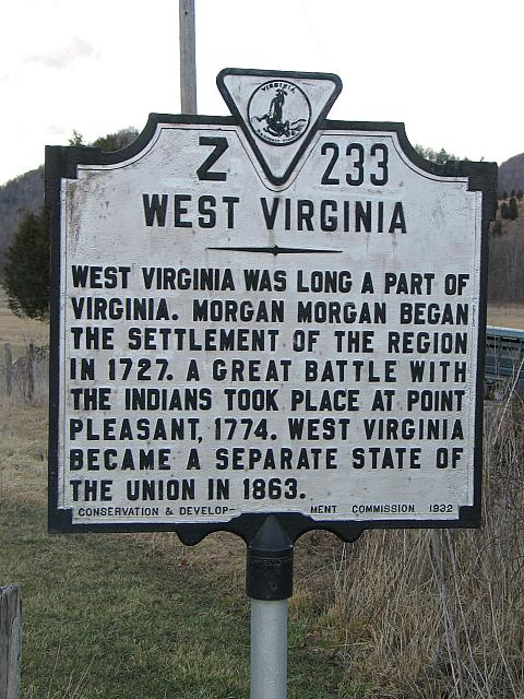VA-Z233 West Virginia