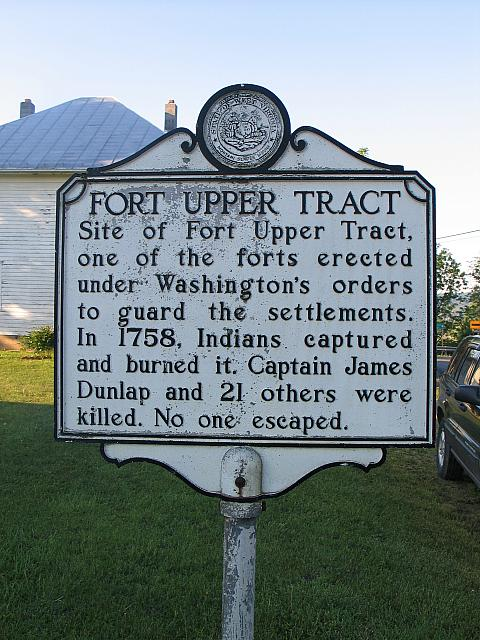 WV-059 Fort Upper Tract