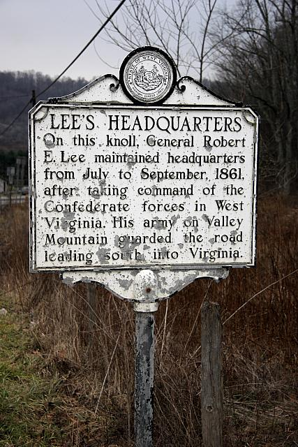 WV-072 Lees Headquarters