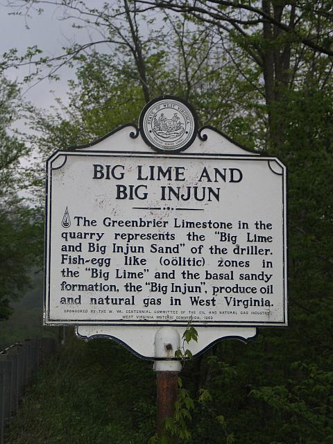 WV-091 Big Lime and Big Injun