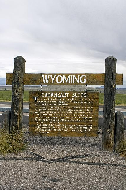 WY-012 Crowheart Butte