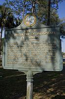 FL-F4 Site of the Discovery of Phosphate in Florida