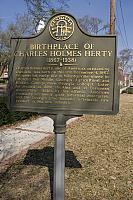 GA-005-10 Birthplace of Charles Holmes Herty (1867-1938)