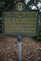 GA-25-007 Massie Common School House Savannahs Cradle of Public Education