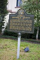GA-25-13 Georgia Historical Society Founded 1839