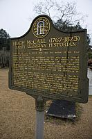 GA-25-24 Hugh McCall (1767-1823) Early Georgia Historian