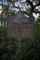 GA-25-40 Comer House Jefferson Davis