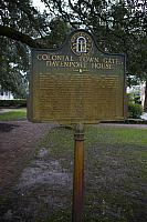 GA-25-75 Colonial Town Gate; Davenport House