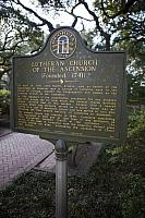 GA-25-76 Lutheran Church of the Ascension (Founded, 1741)